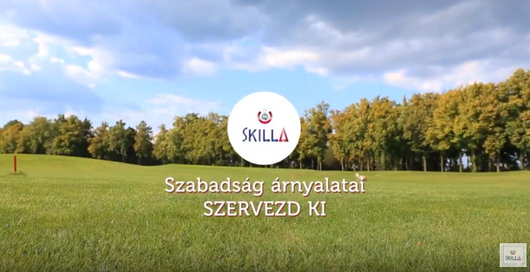 Skilla - kiszervezés   cég & brand