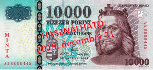 MNB 10 000 Ft-os minta   Cég & brand