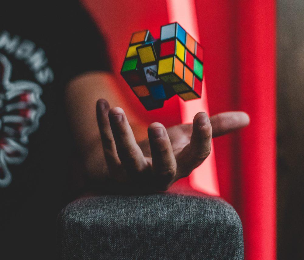 Rubik kocka   Cég & Brand