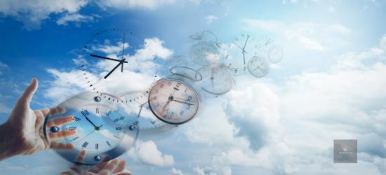 Perc az idő valósága | Cég & Brand