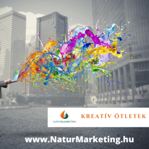 NaturMarketing kreatív marketing ötletek | Cég & Brand